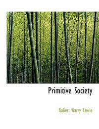Primitive Society