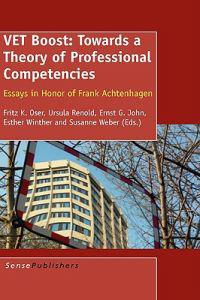 VET Boost: Towards a Theory of Professional Competencies