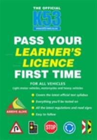Official K53 Pass Your Learner's Licence First Time