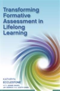 Transforming Formative Assessment in Post-Compulsory Education