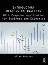 Introductory Regression Analysis
