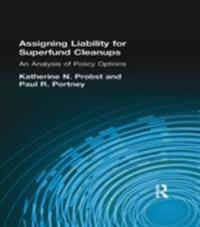 Assigning Liability for Superfund Cleanups