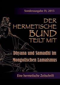 Der hermetische Bund teilt mit: Sonderausgabe Nr. IV