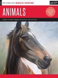 Acrylic Animals