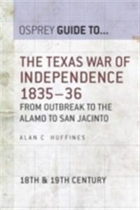 Texas War of Independence 1835-36