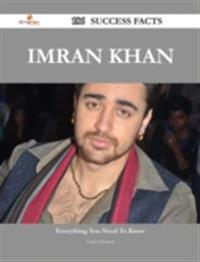 Imran Khan 186 Success Facts - Everything you need to know about Imran Khan