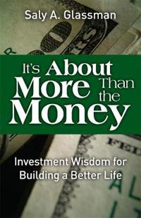 It's About More Than the Money