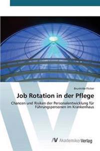 Job Rotation in Der Pflege
