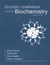 Student Companion for Biochemistry