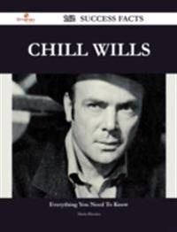 Chill Wills 162 Success Facts - Everything you need to know about Chill Wills