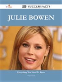 Julie Bowen 103 Success Facts - Everything you need to know about Julie Bowen