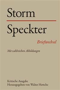 Theodor Storm - Otto SpeckterTheodor Storm - Hans Speckter