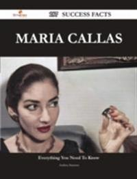 Maria Callas 187 Success Facts - Everything you need to know about Maria Callas