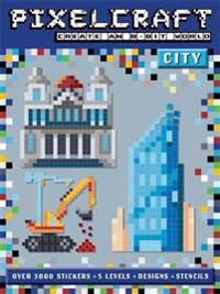 PixelCraft City