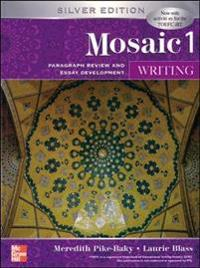 INTERACTIONS MOSAIC 5E WRITING STUDENT BOOK (MOSAIC 1)