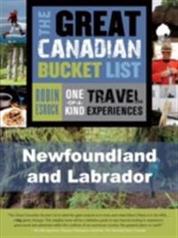 Great Canadian Bucket List - Newfoundland and Labrador