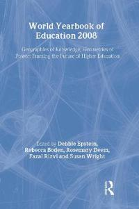 World Yearbook of Education 2008