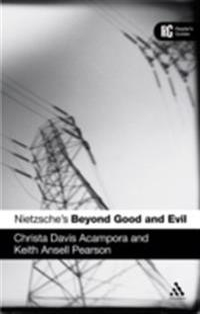Nietzsche's 'Beyond Good and Evil'
