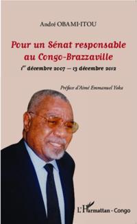 Pour un Senat responsable au Congo-Brazzaville