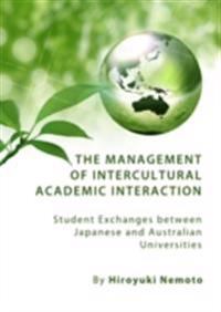 Management of Intercultural Academic Interaction