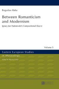 Between Romanticism and Modernism: Ignacy Jan Paderewski's Compositional Oeuvre