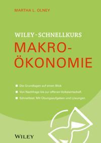 Wiley Schnellkurs Makro konomie
