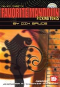 Favorite Mandolin Pickin' Tunes QWIKGUIDE
