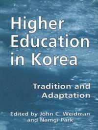 Higher Education in Korea