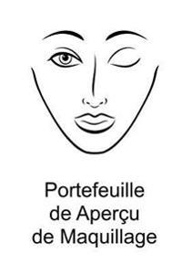 Portefeuille de Apercu de Maquillage