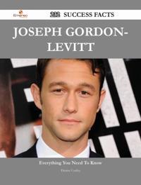 Joseph Gordon-Levitt 232 Success Facts - Everything you need to know about Joseph Gordon-Levitt