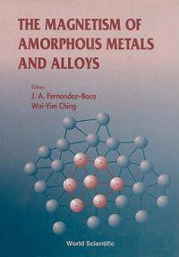 The Magnetism of Amorphous Metals and Alloys