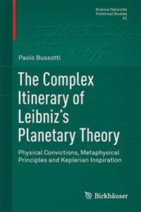 The Complex Itinerary of Leibniz's Planetary Theory