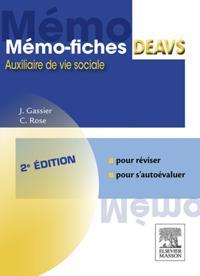 Memo-fiches DEAVS