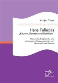 """Hans Falladas Bauern, Bonzen Und Bomben"""""""