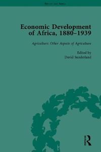 Economic Development of Africa, 1880-1939
