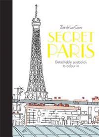 Secret Paris Postcards