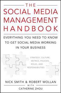 Social Media Management Handbook - Robert Wollan, Nick