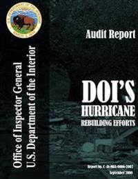 Audit Reprot: Doi's Hurricane Rebuilding Efforts