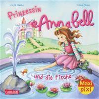 Maxi-Pixi Nr. 181: VE 5 Prinzessin Annabell und die Fische