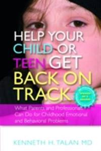 Help your Child or Teen Get Back On Track