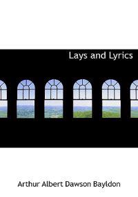 Lays and Lyrics