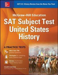 McGraw-Hill Education Sat Subject Test Us History