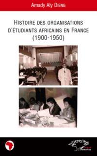 Histoire des organisations d'etudiants a