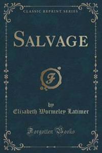 Salvage (Classic Reprint)