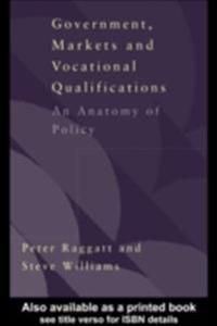 Government, Markets and Vocational Qualifications