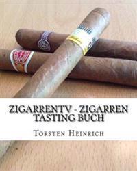 Zigarrentv - Zigarren Tasting Buch