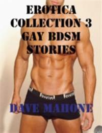 Erotica Collection 3 Gay Bdsm Stories