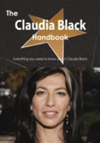 Claudia Black Handbook - Everything you need to know about Claudia Black