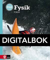 PULS Fysik 7-9 Fokus Digital, fjärde upplagan