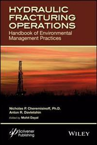 Hydraulic Fracturing Operations